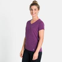 LOU LINENCOOL-T-shirt voor dames, charisma melange, large