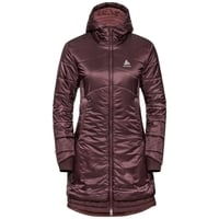 Veste isolante COCOON S-THERMIC pour femme, decadent chocolate, large