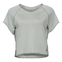 ALMA NATURAL Baselayer T-Shirt, light grey - ZHD AOP SS19, large