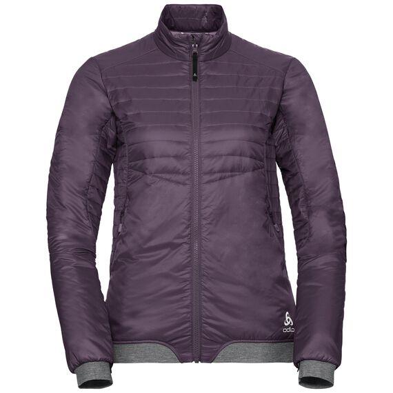 Jacket COCOON S Zip IN, vintage violet, large