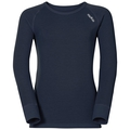 SUW Top Crew neck l/s ACTIVE ORIGINALS Kids, navy new, large