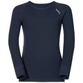 ACTIVE WARM KIDS Funktionsunterwäsche Langarm-Shirt, navy new, large