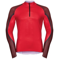 Racesuit AEROFLOW Racesuit, fiery red - syrah, large