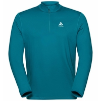 Men's ALAGNA 1/2 Zip Midlayer, tumultuous sea, large