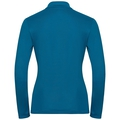 Pull couche intermédiaire zippé KOYA LIGHT, mykonos blue, large