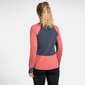 Women's ZEROWEIGHT PRO Jacket, faded rose - odyssey gray, large