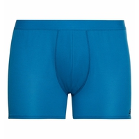 Men's ACTIVE F-DRY LIGHT Sports Underwear Boxer, blue aster, large