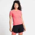 Women's AXALP TRAIL Running Half-Zip T-Shirt, siesta, large