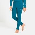 Pantaloni intimi Active Warm Eco per bambini, tumultuous sea, large