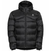 Gevoerde COCOON N-THERMIC X-WARM-jas voor heren, black, large