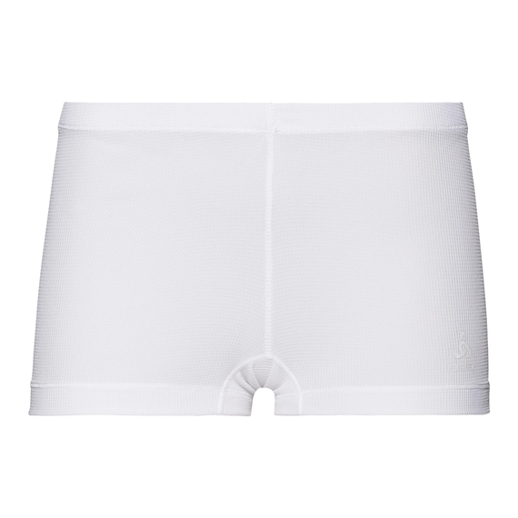 SUW Bottom Panty ACTIVE Cubic LIGHT, white - snow white, large
