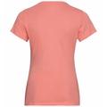 T-shirt KUMANO PRINT pour femme, lantana - flower leaf print SS20, large