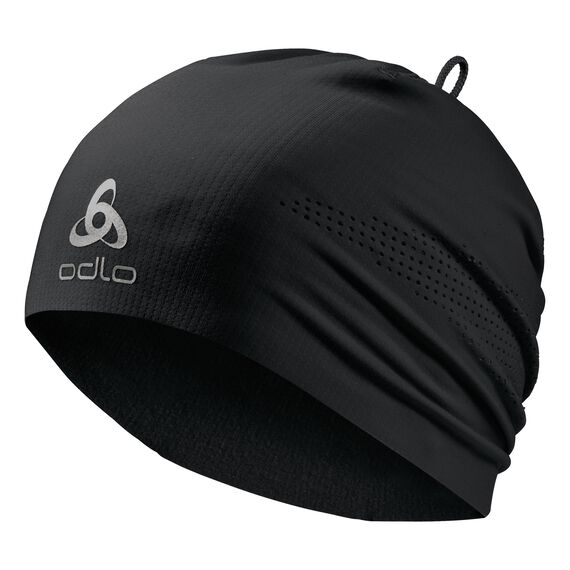 Hat MOVE Light, black, large