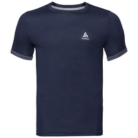 F-DRY-T-shirt voor heren, diving navy, large