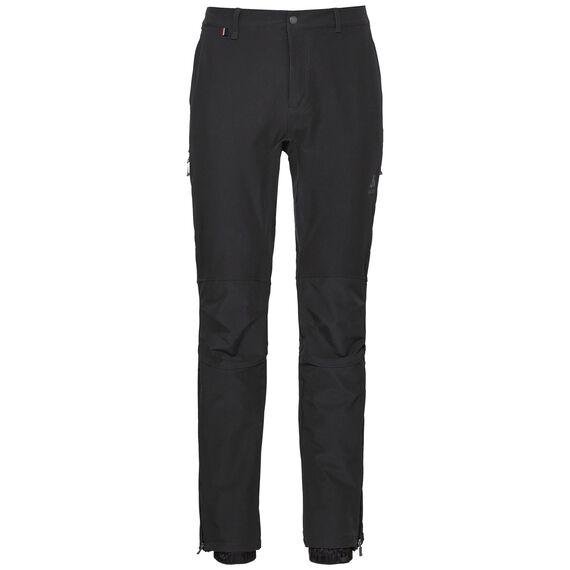 Pants TETON, black, large