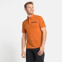 Herren CONCORD NATURAL Poloshirt, marmalade, large