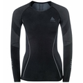 Naadloze onderkleding Top met ronde hals l/m PERFORMANCE MUSCLE FORCE RUNNING WARM, diva pink - odyssey gray, large