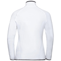 Women's CARVE CERAMIWARM 1/2 Zip Midlayer, white, large