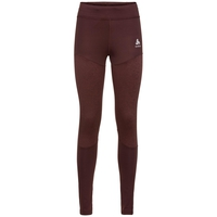 Collant de running MILLENNIUM YAKWARM pour femme, decadent chocolate, large