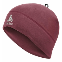Cappello MICROFLEECE WARM, roan rouge, large