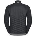 Men's COCOON S ZIP IN Jacket, black, large