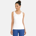 Women's PERFORMANCE BREATHE X-LIGHT Cycling Sports-Underwear Singlet, white, large