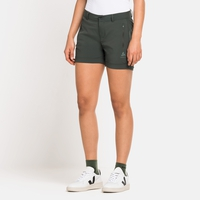 Women's CONVERSION Shorts, climbing ivy, large