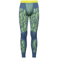 Sous-vêtement technique Collant long BLACKCOMB pour homme, bering sea - safety yellow (neon) - safety yellow (neon), large