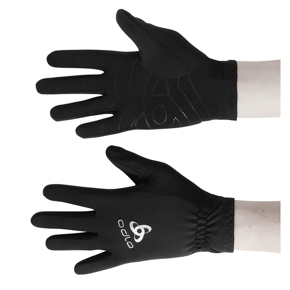 Gloves JOGGER 2.0, black, large