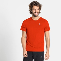 Men's F-DRY T-Shirt, orange.com, large