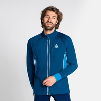 Men's ZEROWEIGHT PRO Jacket, estate blue - directoire blue, large
