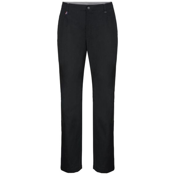 CHEAKAMUS Pants women short length women, black, large