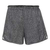 Split shorts MILLENNIUM LINENCOOL PRO, grey melange, large