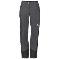 Set long ORBIT Pants, odlo graphite grey, large