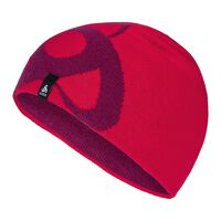 Hat MAGIC KNIT KIDS, rose red, large