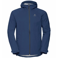Men's AEGIS Hardshell Jacket, estate blue, large