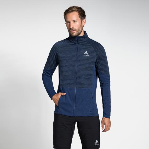 Men's MILLENNIUM YAKWARM PRO Jacket, estate blue melange, large