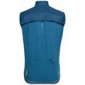Herren ZEROWEIGHT DUAL DRY Radweste, mykonos blue, large