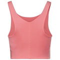 ABSTRACT FEMINITY Bustier, peach blossom, large