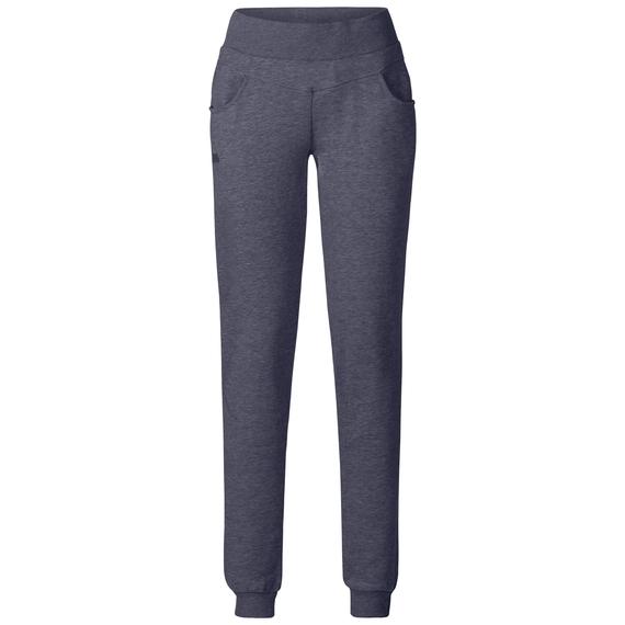 Pants SQUAMISH FW, peacoat melange, large