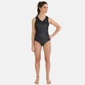 Women's ACTIVE F-DRY LIGHT Base Layer Singlet, black, large
