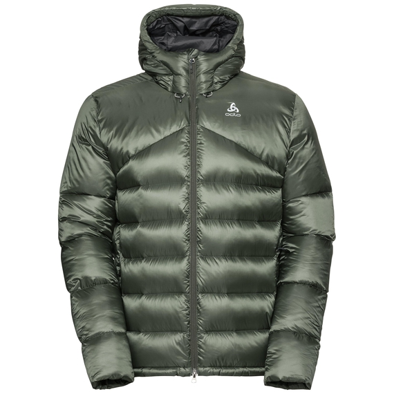 Jacket COCOON X Parka, climbing ivy, large