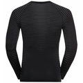 T-shirt technique à manches longues PERFORMANCE LIGHT pour homme, black, large