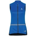 MISTRAL logic Gilet, lapis blue - black, large
