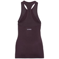 BL TOP Singlet LOU MESH, plum perfect, large