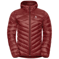 Jacket HOODY AIR COCOON, syrah, large