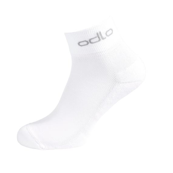 SPORT SOCKS MID X-LIGHT Short Socks 3-Pack, white, large