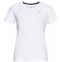 Women's ESSENTIAL Running T-Shirt, white, large