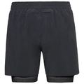 Men's MILLENNIUM PRO 2-in-1 Shorts, black - black, large