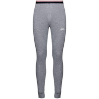 Men's ACTIVE WARM ORIGINALS Base Layer Pants, grey melange, large